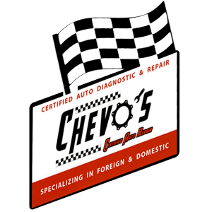 Chevo's Certified Auto Diagnostic & Repair: logo