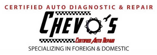 CHEVO'S AUTO DIAGNOSTIC & REPAIR