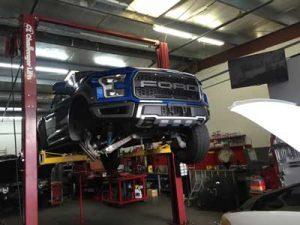 Ford Raptor Service. Chevo's Certified Auto Diagnostic & Repair